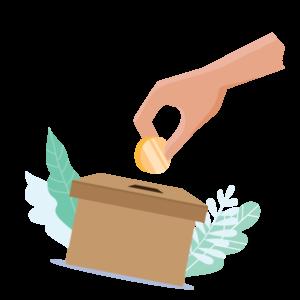 PN Food Bank illustration